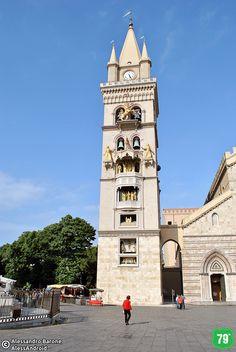 Campanile del Duomo #Messina #Siclia #Italia #Italy #Sicily #Travel #Viaggiare #Viaggio #AlwaysOnTheRoad