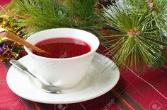 Simple Ways to Stay Healthy: Cranberry Tea