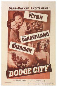 Dodge City, 1939