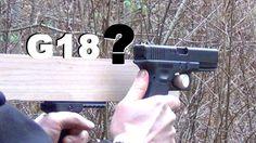 Bump Board - Poor Mans Glock 18 (g18)