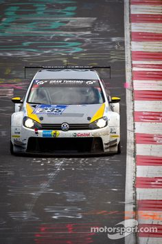 Vw Motorsport, Vw Racing, Race Cars, Volkswagen, Golf, Vehicles, Sports, Ideas, Racing