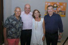 Paulo Laender, Lauro Diniz, Maria Helena Wagner, Roberto Simões