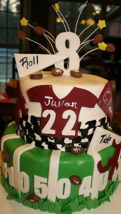 Michigan State Cake Decorations