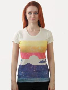 I love sunsets Sunsets, Slim, V Neck, Urban, T Shirts For Women, My Love, Sleeves, Cotton, Tops