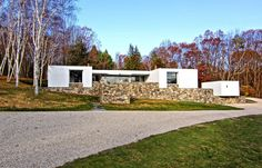 Stillman II house by Marcel Breuer is currently on the market and looking killer. The house was meticulously restored and upgraded with great care