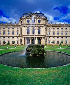 Stunning Wurzburg Residenz