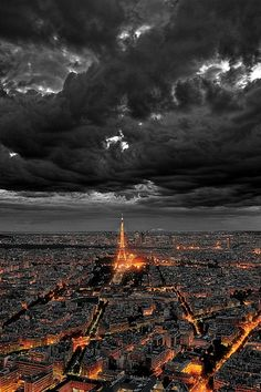 Paris | Mordor by Magnus Larsson