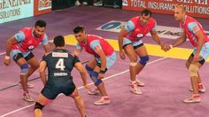 Pro Kabaddi League Match 8: Bengal Warriors beat Jaipur Pink Panthers - See more at: http://www.sportslooper.com/#sthash.EYyr91rJ.dpuf