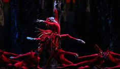 """Alexei Ratmansky's new choreography for """"Firebird"""" has its New York premiere with American Ballet Theater at the Metropolitan Opera House. Ballet Theater, American Ballet Theatre, Ballroom Dance, Ballet Dance, Dance Articles, George Balanchine, Metropolitan Opera, Misty Copeland, Dance Choreography"""
