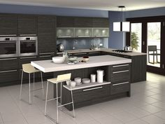 hacienda black ultima kitchen