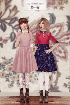 Lulu Vintage Dress | Flickr - Photo Sharing!