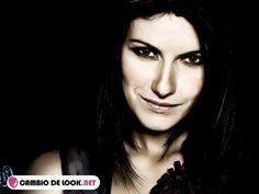 Laura Pausini todos los trucos de maquillaje