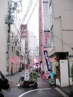 Imagem de japan, street, and city