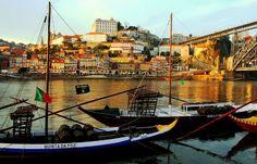 Lugares mais lindos do mundo: Porto, Portugal