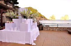 Angelo Garini, matrimonio a Capri