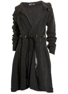 It looks fabulously soft and would look gorgeous with a good pair of boots (anyone know the brand - where to get?)