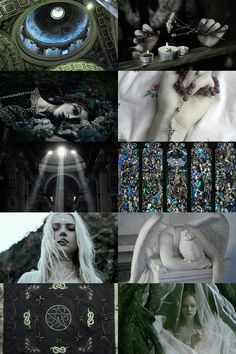 catholic witch aesthetic (requested) more here // request here