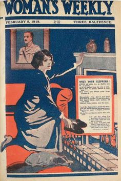 Vintage cover - 8 February 1919