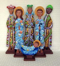 24 Best Handmade Nativities Images Nativity Handmade