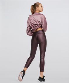 Yoga Fashion, Sport Fashion, Fitness Fashion, Lycra Leggings, Sports Leggings, Biker Leggings, Athleisure Outfits, Sporty Outfits, Workout Attire