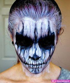 Halloween make up 2014 07