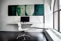 TriBeCa Apartment (003) - Voorsanger Architects