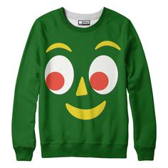 Remember #Gumby? Pretty sure Gumby must be a Packer fan!
