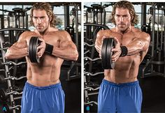 Spend an hour with Craig Capurso as he shows you how to get the most out of 60 minutes in the gym. His Super 30 chest workout is one you and your pecs will never forget!