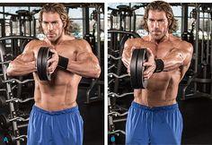 Bodybuilding.com - Countdown To Bigger Pecs: Craig Capurso Super 30 Chest Workout