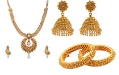 Some famous Indian jewellery - Antiquariat Jaipur