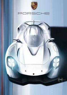 Porsche 718 RSK Spyder Cockpit - Limited Edition Fine Art Print - Pesquisa Google