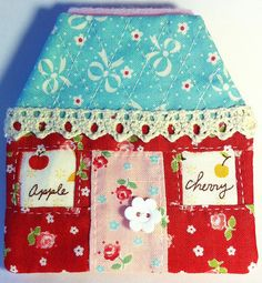 Little House Needle Book | Flickr - Photo Sharing!