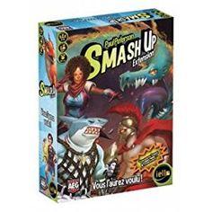 SMASH UP EXTENSION VOUS L'AUREZ VOULU: Amazon.fr: Jeux et Jouets