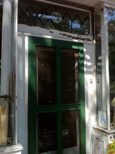 green door to Brooklyn