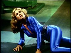 Erin Gray / Buck Rogers In The Century / Wilma Deering. Erin Gray, Buck Rodgers, Rogers Tv, Science Fiction, 80s Workout, Sci Fi Tv Series, Grey Pictures, Sci Fi Shows, Classic Sci Fi