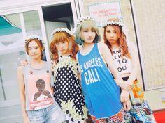scandal, girls band, and cute kép