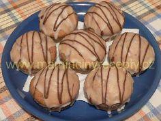 Nutellové muffiny Nutella, Muffin, Cupcakes, Breakfast, Morning Coffee, Cupcake, Muffins, Cupcake Cakes, Brioche