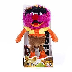 """Muppets Flopsies Animal 10"""" Soft Toy Boxed available online at http://www.babycity.co.uk/"""