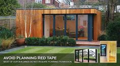 Garden Buildings Metal and plastic sheds Summer houses Plastic Metal Sheds Free UK home delivery Buying guides Fantastic quality Garden Cabins, Garden Sheds, Plastic Sheds, Backyard Studio, Luxury Restaurant, Uk Homes, Building A Shed, Building Ideas, Building Plans