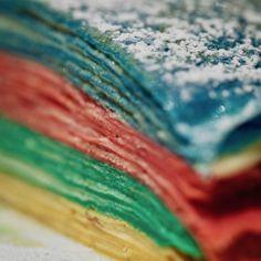 Rainbow Mille Crepe- Deity Catering – Deity Events