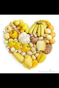Eating yellow or white foods can assist in balancing the Solar Plexus Chakra.