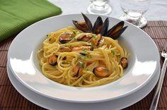 """""""Spaghetti con le cozze"""" by Giuliana - La cucina imperfetta (http://www.lacucinaimperfetta.com/)"""