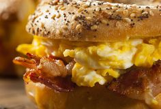10 Hot and Buttery Breakfast Sandwich Recipes