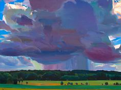 Jerald Melberg Gallery > Artists > Gallery Artists > Gallery Artists - Charles Basham > Basham - Cold Front