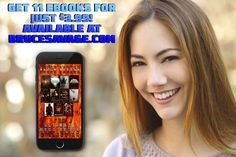 Here's a great deal for everyone! Get 11 eBook's for just $3.99! That's 50% OFF! I don't know about you but that's a pretty sweet deal for that book lover in your life. Get it at brucesavage.com #ebook #deals #books #bargains #love