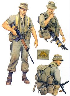 Military Gear, Military Photos, Military History, Military Uniforms, Military Drawings, Vietnam War Photos, Military Insignia, Army Uniform, Vietnam Veterans