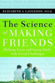 Cover art for the science of making friends #social skills chidlren's book #social skills book #teaching social skills #social skills kids book #social skills book #educational kids book #educational children's book