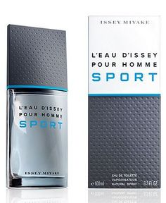 Issey Miyake L'Eau d'Issey Pour Homme Sport Fragrance Collection for Men - Cologne & Grooming - Beauty - Macy's
