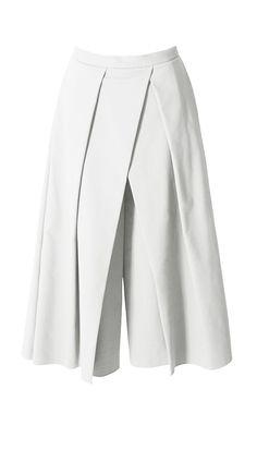 Tibi - Agathe Pleated Culottes