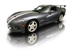 2000 Dodge Viper GTS Viper V10 6 Speed. Source: RK Motors Charlotte.